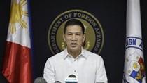 Philippines tìm cách tháo sợi dây thừng TQ chặn lối vào Scarborough