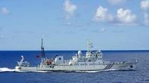 4 tàu Hải giám Trung Quốc tiến vào khu vực 12 hải lý sát Senkaku