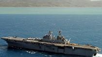 Mỹ điều 3 tàu đổ bộ tới Israel
