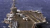 Hàng ngàn lính Mỹ cùng tàu sân bay đến Syria