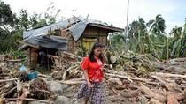 Hơn 400 người Philippines thiệt mạng vì siêu bão Bopha