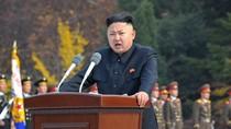 Kim Jong-un gạch Hồ Cẩm Đào, Tập Cận Bình, Putin khỏi DS chúc Tết