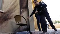 Gaza bắn 4 quả rocket vào Israel  phản đối chuyến thăm của Obama