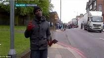 """Giết người kinh hoàng tại London: Hung thủ hành động khi """"phê"""" ma túy?"""