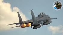 Phe Assad lại điều máy bay không kích phiến quân Syria