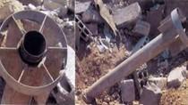 Liên Hợp Quốc tiết lộ hình ảnh rocket tấn công hóa học tại Damascus