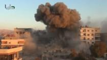 Video: Phiến quân Syria đánh bom liều chết giết 16 binh sĩ chính phủ