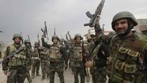 Video: Quân đội Syria thiết lập vành đai phòng thủ ngoại ô Damascus