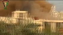 Video: Phiến quân Syria phát động tấn công Iblib