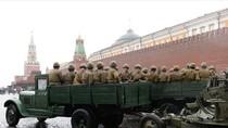 Video: Tái hiện cuộc duyệt binh lịch sử ngày 7/11/1941 tại Nga