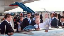Video: Tổng thống Putin tại Hà Nội