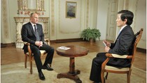 Video: Tổng thống Putin trả lời phỏng vấn KBS trước khi thăm Hàn Quốc