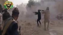 Video: Giao tranh ác liệt tại Syria, hàng ngàn người trốn sang Li-băng