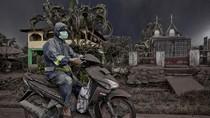 Hàng ngàn người Indonesia sơ tán vì núi lửa thức giấc sau 400 năm