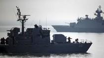 Tàu Triều Tiên, Hàn Quốc nã pháo nhau ở biên giới biển