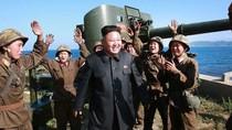 Triều Tiên đang tập dượt cho cuộc chiến chiếm đảo của Hàn Quốc?