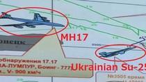 Nga công bố bằng chứng Ukraine liên quan tới vụ MH17