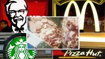 """Cận cảnh nhà máy trộn thịt """"bẩn"""" bán cho McDonald, KFC, Pizza Hut"""