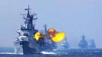 Trung Quốc tập trận bắn đạn thật ở Hoa Đông 5 ngày