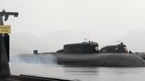 Nga phát hiện tàu ngầm Nhật Bản do thám ở biên giới biển