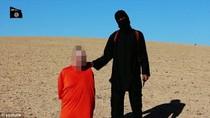 Khủng bố IS chặt đầu nhân viên cứu trợ người Anh