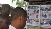 Người nhiễm Ebola đổ xô mua máu của người khỏi bệnh ở chợ đen