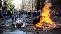 Thổ Nhĩ Kỳ ném bom người Kurd ở gần Iraq