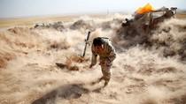 Người Kurd Kobani phản công, IS chỉ còn giữ 1/3 thị trấn
