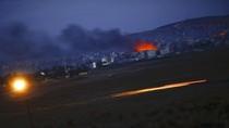 IS pháo kích chia cắt Kobani-Thổ Nhĩ Kỳ nhằm cô lập người Kurd