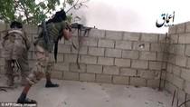 Không quân Mỹ hỗ trợ vũ khí và thuốc men cho người Kurd ở Kobani