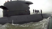 Tàu ngầm lạ Thụy Điển đang truy lùng có thể là của Hà Lan