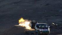 Ảnh: IS tấn công người Kurd tại Kobani
