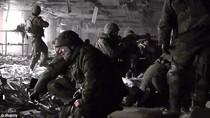 Video: Tòan cảnh bên trong sân bay Donetsk bị tàn phá