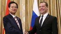 Thủ tướng Nga thăm Việt Nam: Đẩy nhanh tiến độ đàm phán gia nhập FTA