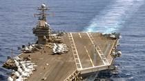 Mỹ điều tàu sân bay tới Yemen chặn tàu chở vũ khí của Iran