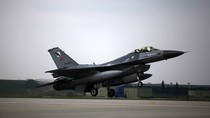 F-16 Thổ Nhĩ Kỳ bắn rơi máy bay Syria