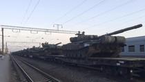 Reuters công bố loạt vũ khí Nga triển khai gần biên giới Ukraine
