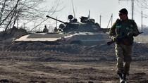 Lực lượng ly khai cáo buộc quân đội Ukraine sử dụng vũ khí hóa học