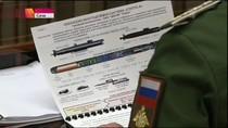 Nga xác nhận truyền hình nhà nước làm lộ bản thiết kế ngư lôi hạt nhân bí mật