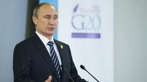 Putin: IS kiếm tiền tài trợ từ 40 quốc gia