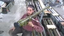 Lộ đường dây cung cấp hệ thống tên lửa vác vai cho IS tại Syria