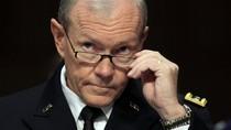 Máy bay của Chủ tịch Hội đồng tham mưu trưởng Mỹ bị tên lửa tấn công