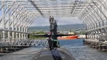 Tàu ngầm Mỹ cập cảng Philippines