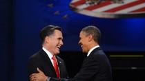 Cuộc tranh luận trực tiếp đầu tiên giữa Obama-Romney