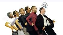 Biếm họa: Cristiano Ronaldo - 'thằng hề' ở sân Bernabeu
