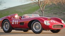 Ferrari 625 TRC Spider 1957: 4 triệu bảng mua 1 chiếc xế cổ, vì sao?