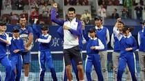 Djokovic nhảy Gangnam Style mừng chức vô địch