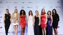 Chiêm ngưỡng dung nhan 8 tay vợt nữ xuất sắc nhất thế giới