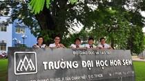 Ban điều hành Đại học Hoa Sen: Vừa đá bóng, vừa thổi còi…