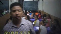 Một thầy giáo ở Hải Dương tổ chức dạy thêm ngay tại nhà